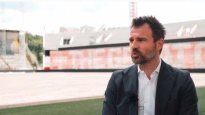 """Ivan Leko spreekt voor het eerst (kort) als trainer van Antwerp: """"Hier niet heen gekomen omdat het dicht bij huis is"""""""