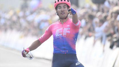 Alberto Bettiol verrast iedereen en wint 103de Ronde van Vlaanderen