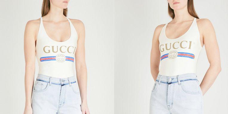 Afbeeldingsresultaat voor badpak Gucci 320 euro
