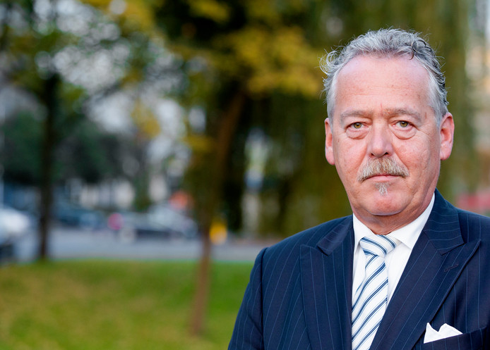 Piet Ploeg, voorzitter van de Stichting Vliegramp MH17.