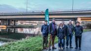 """Groen wil geen nieuw kanaal: """"Ondertunneling R8 is prioritair"""""""