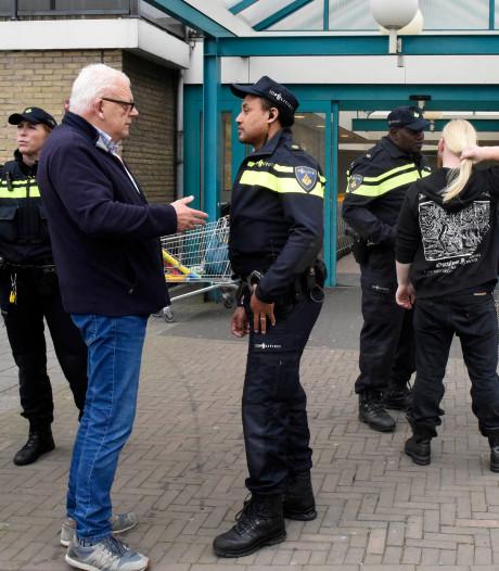 Rust op Tournoysveld in Woerden is weer teruggekeerd