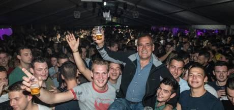 Geen kermis in Horssen, Bergharen zeker geen feesttent