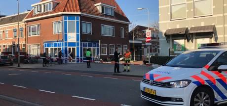 Dakklimmer zorgt voor commotie in Deventer: 'Hij lijkt mij geen springer'