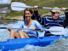 """""""1.001 choses à faire en Belgique, même du kayak"""": le clin d'œil de Sophie Wilmès"""