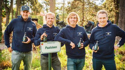 """Vier vrienden brouwen eigen bier: """"Paalsteen is eerste Latems bier in 100 jaar"""""""