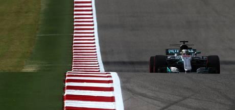 Hamilton pakt pole, Verstappen heeft niets aan P6