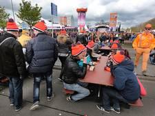 Binnenstadhoreca Breda: veel omzetverlies door 538Koningsdag op Chasséveld