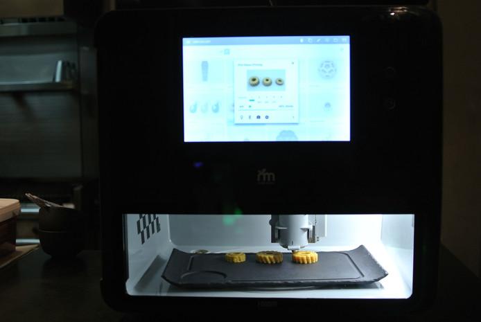 De 3D printer die je voor thuis kan aanschaffen.