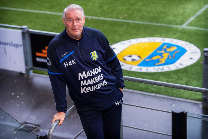 Hans de Koning staat voor zijn debuut bij RKC.