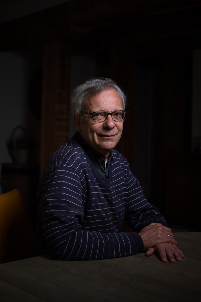 Frank de Grave is al veertig jaar actief in verschillende bestuurslagen.