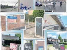 Beruchte Utrechtse graffiti-spuiter 'Fame' opnieuw opgepakt