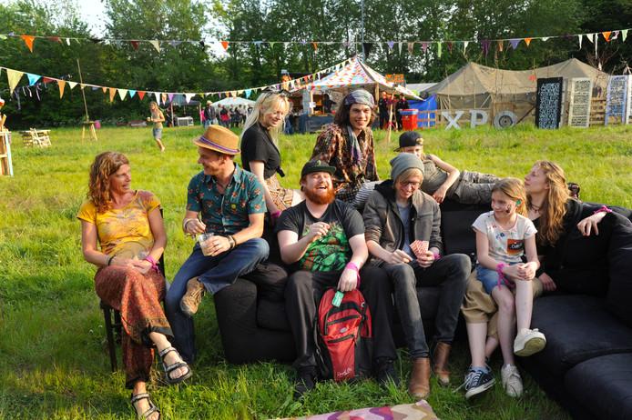 Festival DÆR in 2018.
