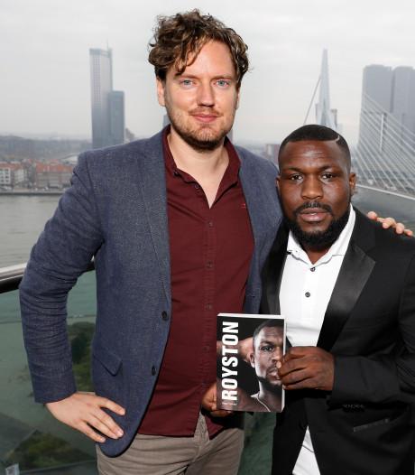 Bodegraafse schrijver gaat op voor vakprijs met 'Royston'