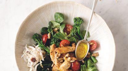 Sandra Bekkari heeft alle lof voor witloof: drie recepten én tips om de groente klaar te maken