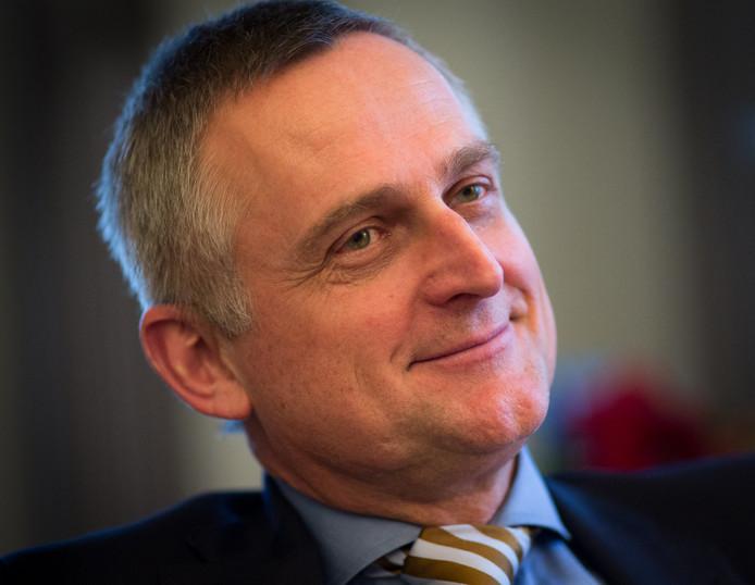 Rob Metz, waarnemend burgemeester van Overbetuwe van 2012 tot 2013.