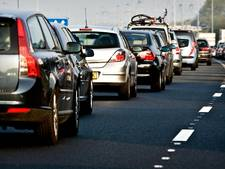 Automobilist in Eindhoven stond vorig jaar langer in de file