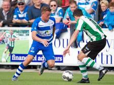 Vleugelspitsen wijzen Jong PEC Zwolle de weg in bekertoernooi