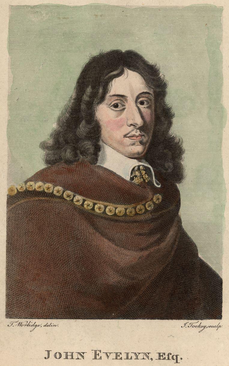John Evelyn. Beeld null