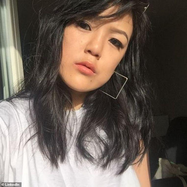Angela Hui Beeld LinkedIn