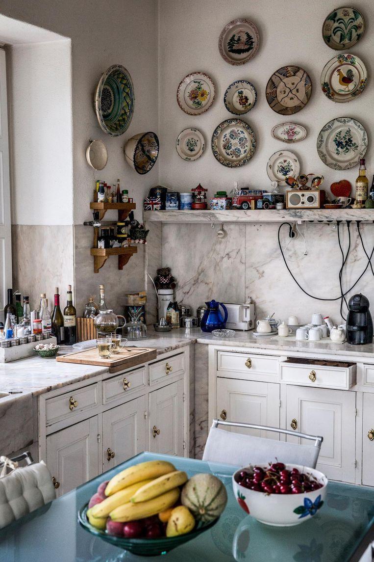 De keuken. Beeld Aurélie Geurts