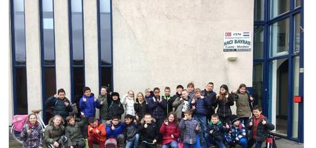 Ophef over bezoek schoolklas Bunschoten aan moskee