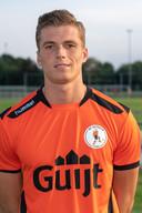 Damon van Hoften: nieuw in de selectie van hoofdklasser De Bataven in het seizoen 2018-2019