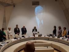 Raad Hellendoorn herdenkt Piet van Aartsen