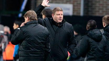 """Vanhaezebrouck: """"Hoe we het gaan omkeren? Club heeft na Nieuwjaar evenveel punten als wij"""""""
