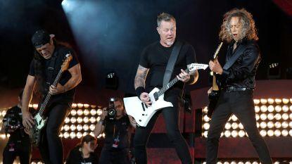 Om aan te kruisen in je agenda: Metallica komt naar Koning Boudewijnstadion