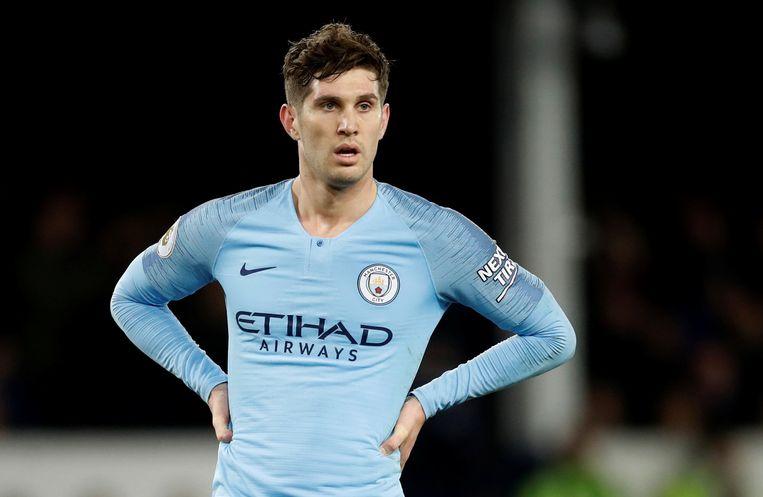 John Stones van Manchester City. Beeld Reuters