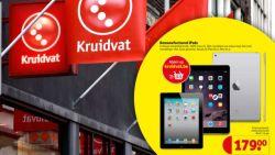 """Koopje of toch niet? Computerexpert waarschuwt: """"Kruidvat verkoopt zo goed als waardeloze iPads"""""""