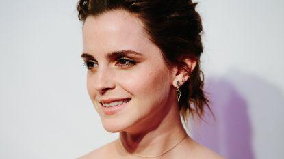 Emma Watson doneert miljoen aan #MeToo-fonds