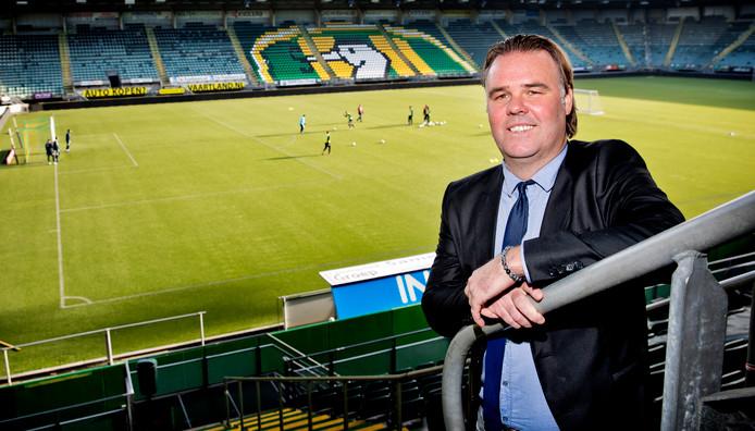 DEN HAAG - Jeffrey van As is benoemd tot manager voetbalzaken bij ADO Den Haag - FOTO GUUS SCHOONEWILLE