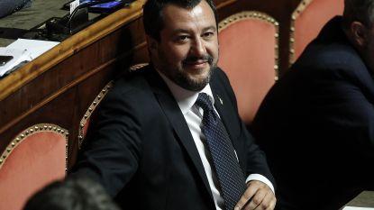 Parlement Italië stemt voor omstreden begroting