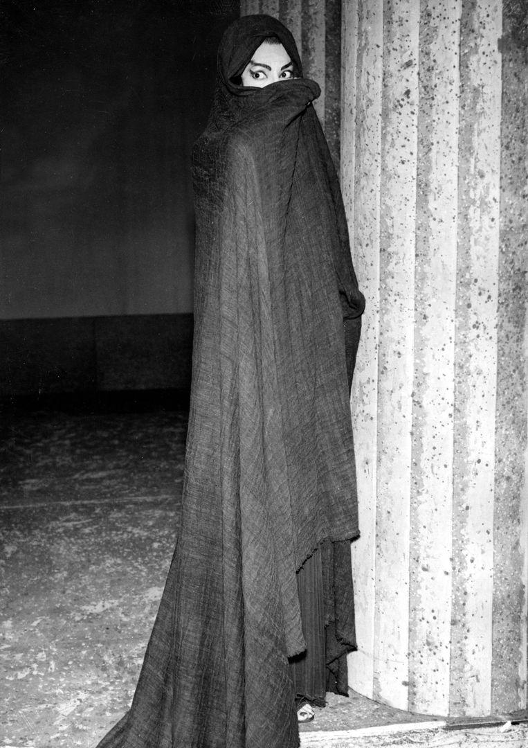 Maria Callas als Medea in Covent Garden in Londen, 1959.  Beeld Hollandse Hoogte