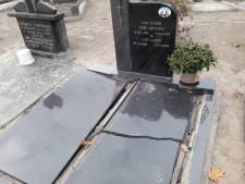 Familie Lapien draait in Moergestel niet op voor kosten van gemotoriseerde grafschennis