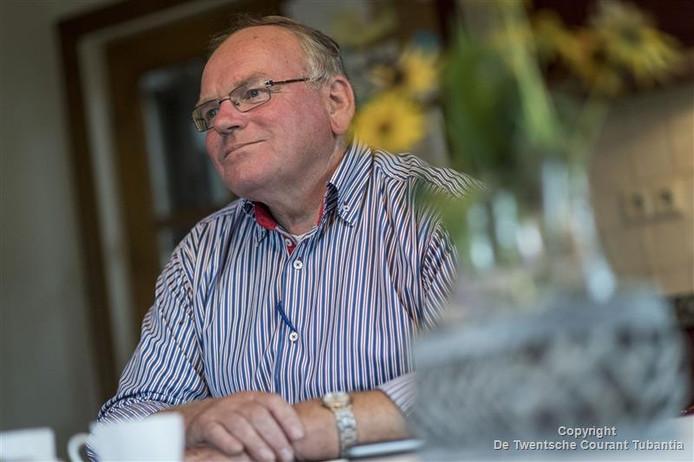 CDA-raadslid Johan Harink