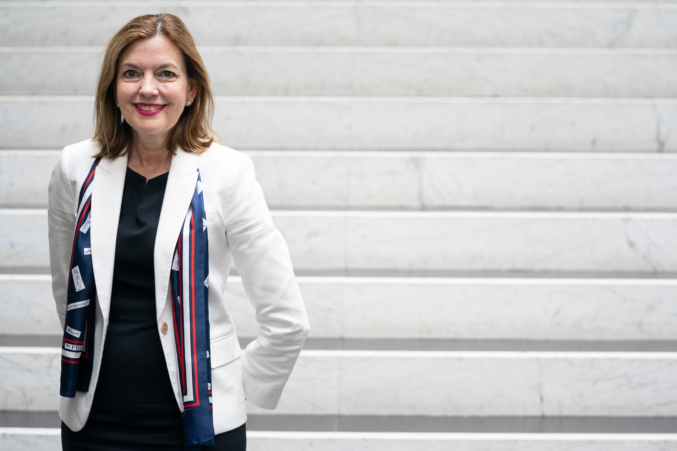 Marie Royce, Amerika's onderminister van Buitenlandse Zaken en verantwoordelijk voor onderwijs.