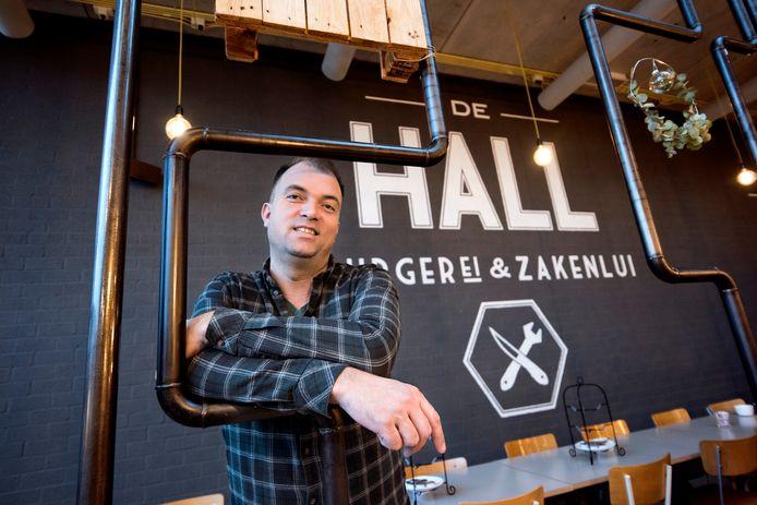 """Frans van Hall van De Hall:  ,,Mijn motto is: delen is het nieuwe vermenigvuldigen""""."""