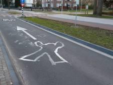'Automobilist is niet gewend aan voorrang fietsers zoals op kruising Bilderdijklaan/Wal'