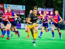 HC Den Bosch knokt zich langs SCHC en bereikt finale play-offs