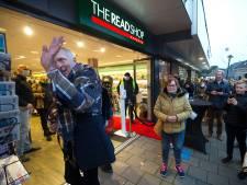 Enorme rij voor krabbel van Martien Meiland: 'Ik ben helemaal overdonderd'