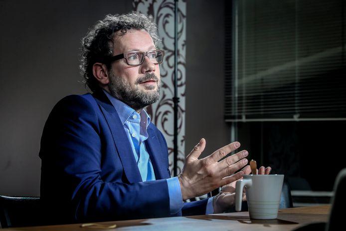 Dave Sinardet, politologue à la VUB et à Saint-Louis.