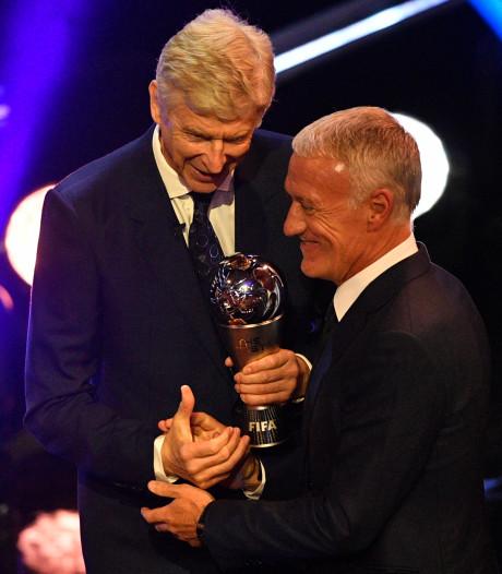 Salah maakt mooiste goal, Courtois beste keeper, Deschamps troeft Zidane af