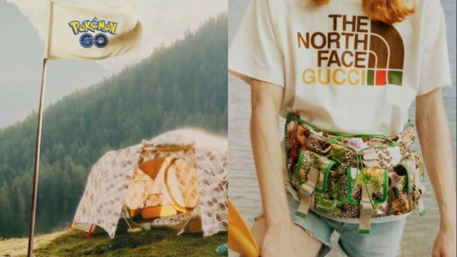 Gucci werkt voor het eerst in 5 jaar samen met ander label, en dan nog wel met dit populaire outdoormerk