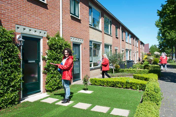 De gemeente Raalte enquêteert inwoners voor het gasvrij maken van woningen.