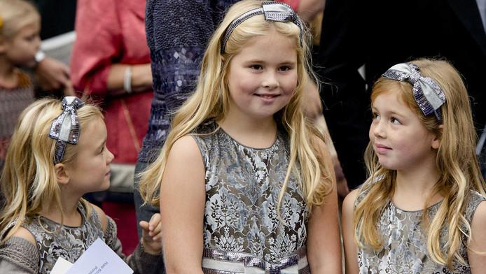 Prinses Amalia Viert Vandaag Haar 10e Verjaardag Binnenland Ad Nl
