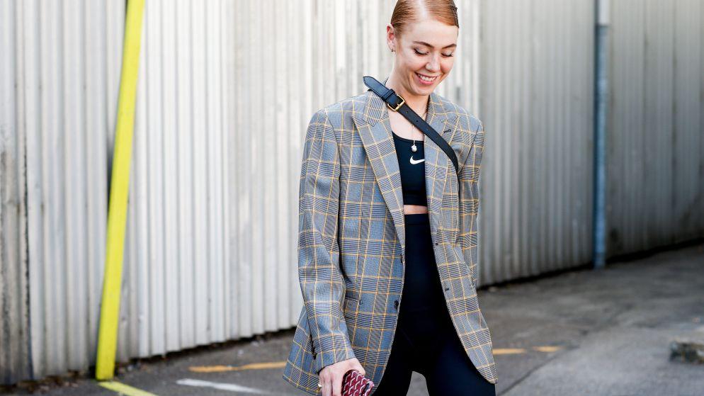 Verrassende hit op de modeweken: de koersbroek