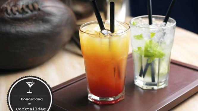 Drie extra verfrissende cocktails om het warme zomerweer te overleven
